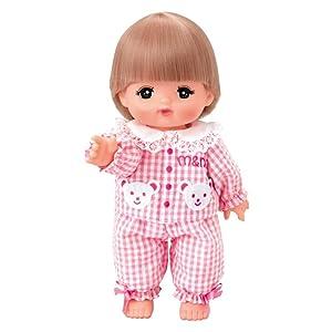 メルちゃん チェックのパジャマ NEW