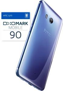 HTC U11 (Amazing Silver, 6GB RAM, 128GB Memory)