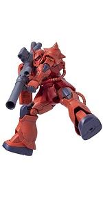 ガンプラ HG 1/144 MS-06S シャア専用ザクII (機動戦士ガンダム THE ORIGIN)