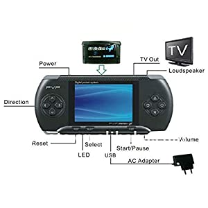 Portable Game Console PVP Station Light