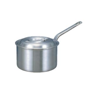 アカオアルミ DON片手深型鍋 18㎝ アルミニウム合金、ハンドル(アルミダイキャスト) 日本 AKT19018