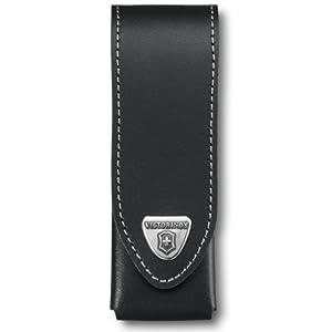Victorinox G 4.0523.3 - Funda para cinturón de piel de 3 capas