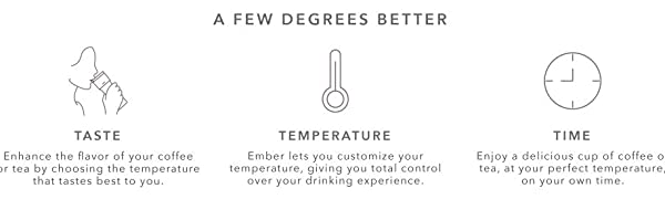 coffee mug Thermos hot smart