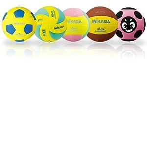 MIKASA スマイルボールシリーズ