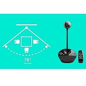 Logitech Bcc950 Videokonferenz Webcam Mit Amazon De Computer Zubehor