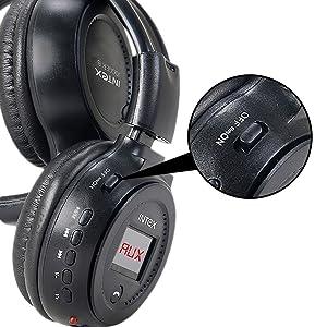 Intex Jogger B Multimedia Headphones