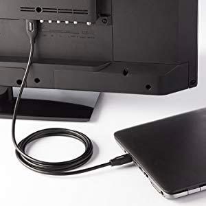 AmazonBasics DisplayPort to HDMI Display Cable