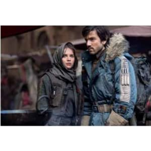 Rogue One: Una Historia De Star Wars [Blu-ray]: Amazon.es