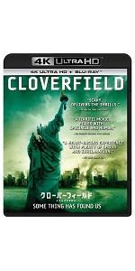 クローバーフィールド/HAKAISHA (4K ULTRA HD + Blu-rayセット)