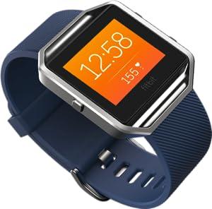 Fitbit Blaze - Reloj inteligente para actividad física, unisex ...