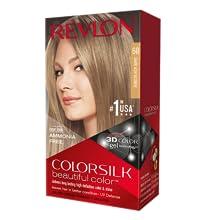 REVLON Revlon Colorsilk Tinte de Cabello Permanente