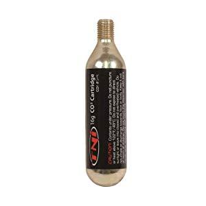 (ティーエヌアイ) CO2 ボンベセット (バルブタイプ) 2600462