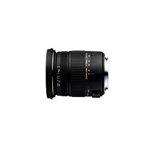 SIGMA 標準ズームレンズ 17-50mm F2.8 EX DC OS HSM
