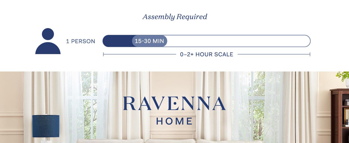 Ravenna Home furniture sofa chair bar stool tufted lighting lamp head board table