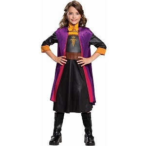 Anna Classic 2-Piece Child Costume Size Small 4-6 Details about  /Disney Frozen 2