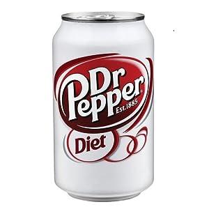 diet dr pepper low carb