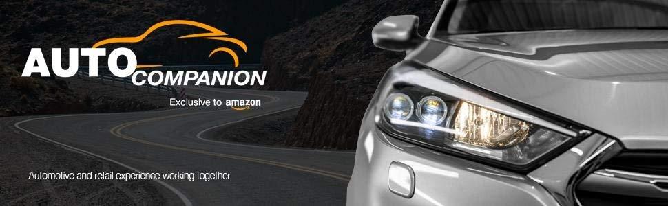 Auto Companion Heavy Duty Anti Theft Steering Wheel Lock For Car Van Auto