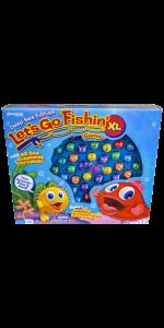 Let's Go Fishin' XL Deep Sea Edition