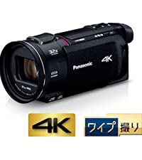 Panasonic 4K ビデオカメラ WZXF1M 64GB ワイプ撮り あとから補正 ブラック HC-WZXF1M-K