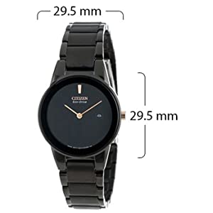 Citizen Eco Drive for Women - Analog Stainless Steel Band Watch