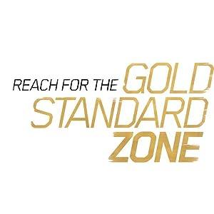 Alcance la zona Gold Standard