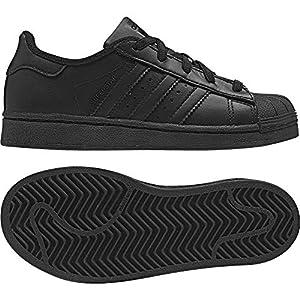 adidas Originals Superstar C Sneakers For Boys Black Size 28.5 EU