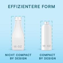 Effizientere Form