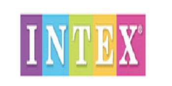 Intex - Casita hinchable y sillón y puf, 124 x 109 x 122 cm ...
