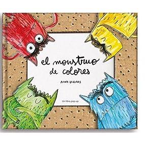 El monstruo de colores (Cuentos (flamboyant)): Amazon.es