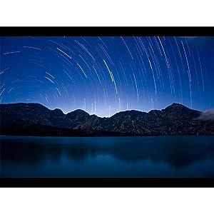 新搭載「ライブビューコンポジット」機能で星や夜景撮影を楽しめる