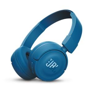 Presentamos los auriculares inalámbricos JBL T450BT. Son plegables, ligeros, cómodos y compactos. La música y los controles de llamada / micrófono se ...
