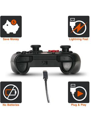 Nintendo Switch wired controllers