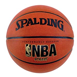 Spalding nba street basketball intermediate size 6 28 5 sports outdoors - Spalding basketball images ...