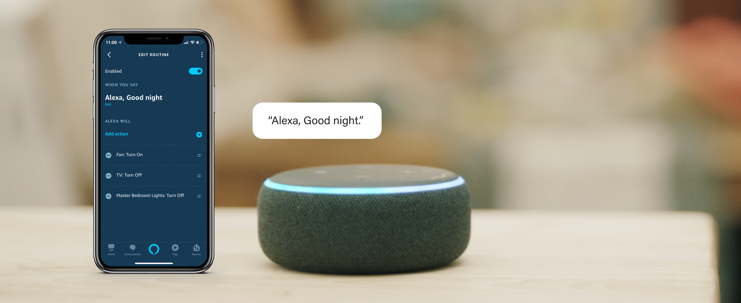 Use your Alexa device and app to control your Sengled lighting