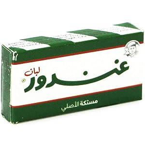 سعر علكة غندور مستكة صغير 100 حبة فى السعودية بواسطة امازون السعودية كان بكام