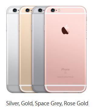 Iphone 6s gold 32gb price in india