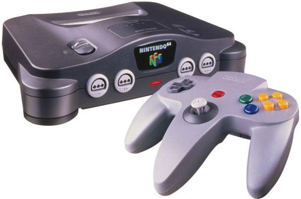 Amazon com: Nintendo 64 System - Video Game Console: Unknown