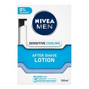 NIVEA MEN Shaving, Sensitive Cooling After Shave Lotion