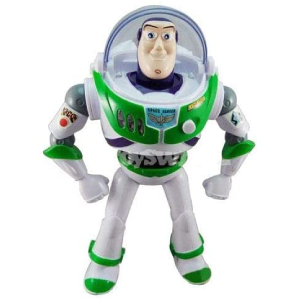 Buzz lightyear with LEDs and sounds