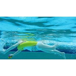 Freds Swim Academy - Flotador de aprendizaje de natación para niños, color rojo: Freds Swim Academy - SR - Bouée Swimtrainer - Rouge: Amazon.es: Juguetes y juegos