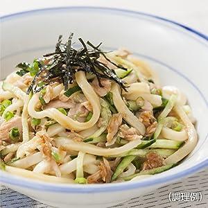 シーチキン和え麺(2人分)