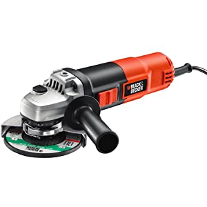 Black & Decker Small Angle Grinder - KG8215-B5