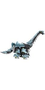 ZOIDS ゾイドワイルド ZW08 グラキオサウルス