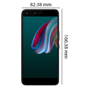 Infinix Zero 5 X603 Dual SIM - 64GB, 6GB RAM, 4G LTE, Sandstone