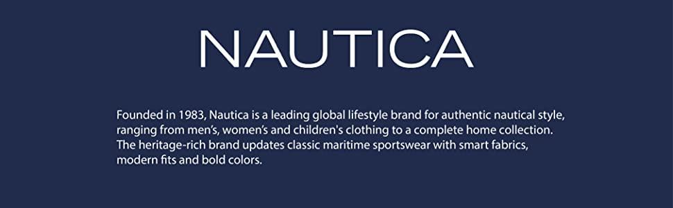 nautica apparel mens sportswear