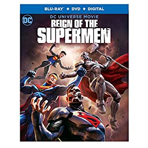 Amazon.com: Reign of the Supermen (4K Ultra HD/Blu-ray ...