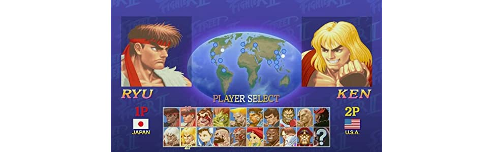 Ultra Street Fighter II: The Final Challengers: Nintendo: Amazon ...