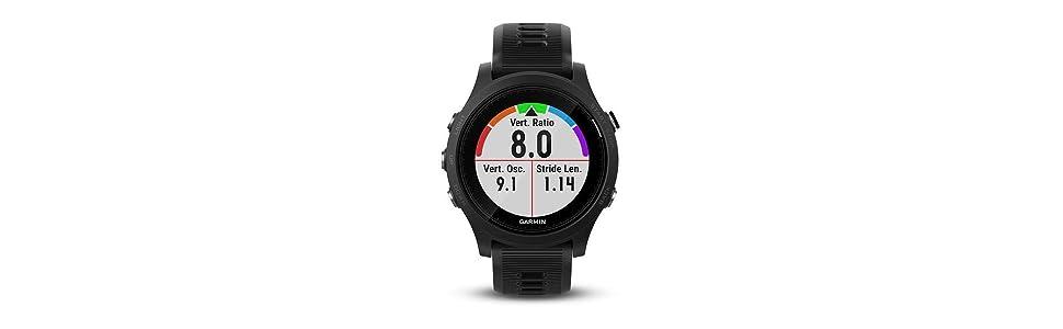 Garmin Forerunner 935 Reloj Deportivo, Unisex-Adult, Negro: Amazon ...