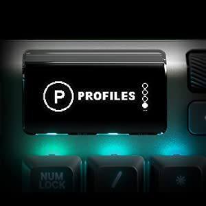 SteelSeries Mechanical Gaming Keyboard
