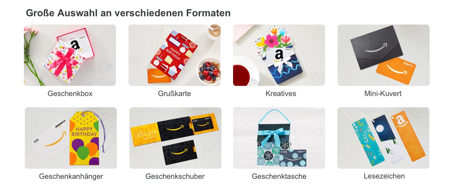 Amazon.de Grußkarte mit Geschenkgutschein - 10 EUR (Hipster-Hase ...